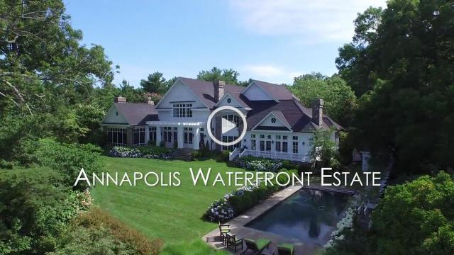 Annapolis Waterfront Estate